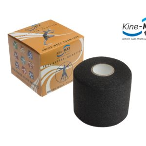 Kine-MAX Under Wrap Foam Tape 7cm x 27m - Black