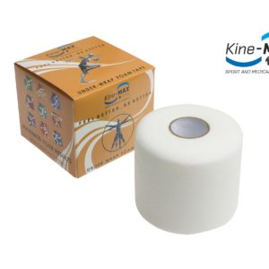 Kine-MAX Under Wrap Foam Tape 7cm x 27m - White