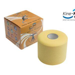 Kine-MAX Under Wrap Foam Tape - Podtejpovací páska 7cm x 27m - Žlutá
