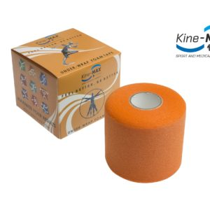Kine-MAX Under Wrap Foam Tape - Podtejpovací páska 7cm x 27m - Oranžová
