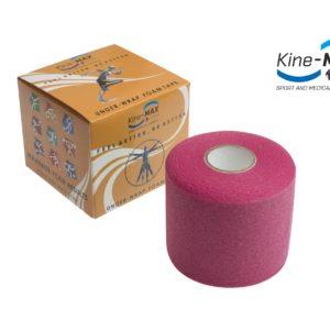 Kine-MAX Under Wrap Foam Tape - Podtejpovací páska 7cm x 27m - Purpurová