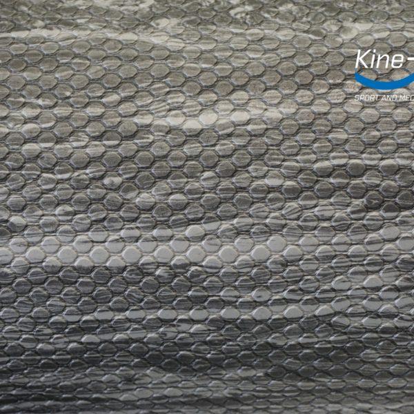 KineMAX Professional Massage Foam Roller masážní válec Eva Foam šedý 4