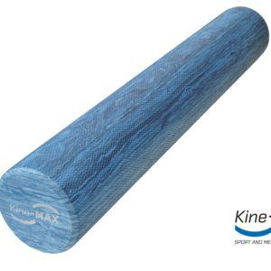 KineMAX Professional Massage Foam Roller masážní válec Eva Foam modrý - kopie